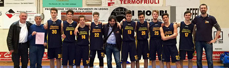 Finale Final four U17 Elite Fvg